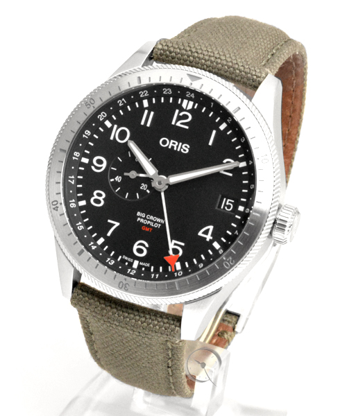 Oris Big Crown ProPilot Timer GMT - 25% gespart!*
