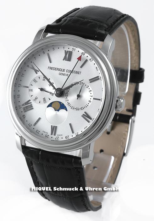 Frederique Constant Classic Buisness Timer - 30,1% gespart!*