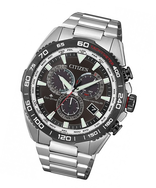 Citizen Eco Drive Radio Controlled - 20% gespart!*