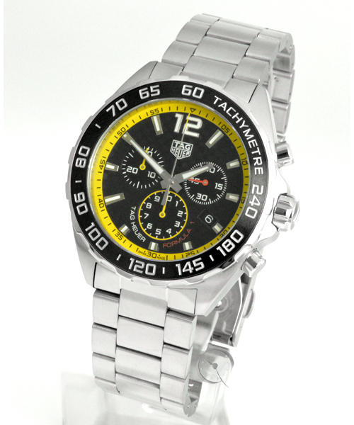 TAG Heuer Formula 1 Quarz 43mm Chronograph - 23,7% gespart!*