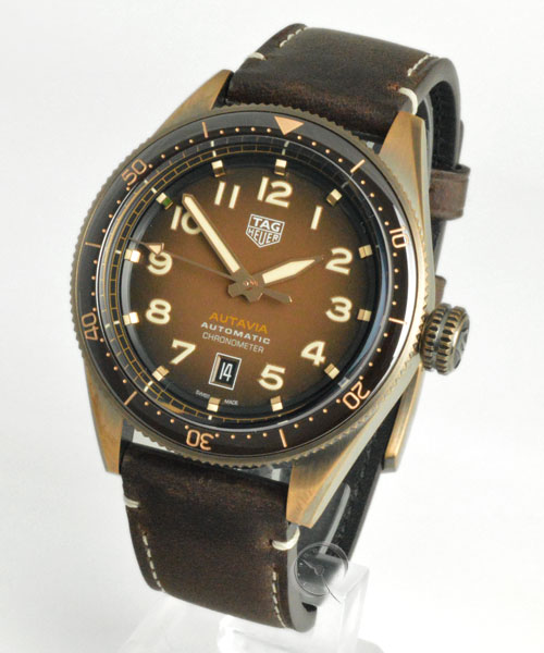 TAG Heuer Autavia Cal. 5 Chronometer - 24,7% gespart!*