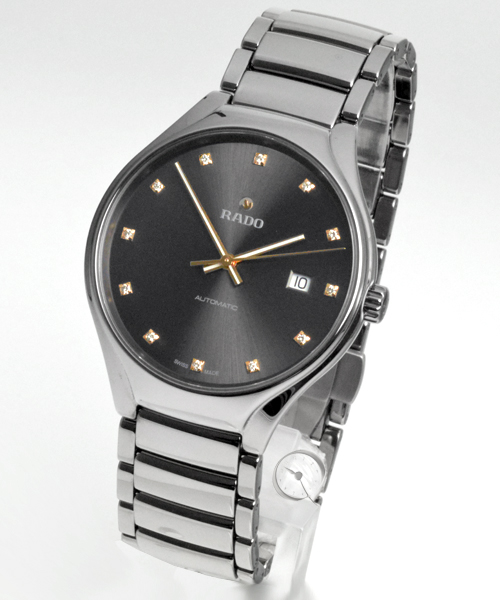Rado True Diamonds 40mm - 26,8% gespart!*