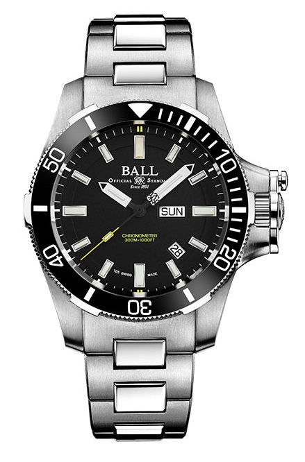 Ball Engineer Hydrocarbon Submarine Warfare Ceramic - 30% gespart!*