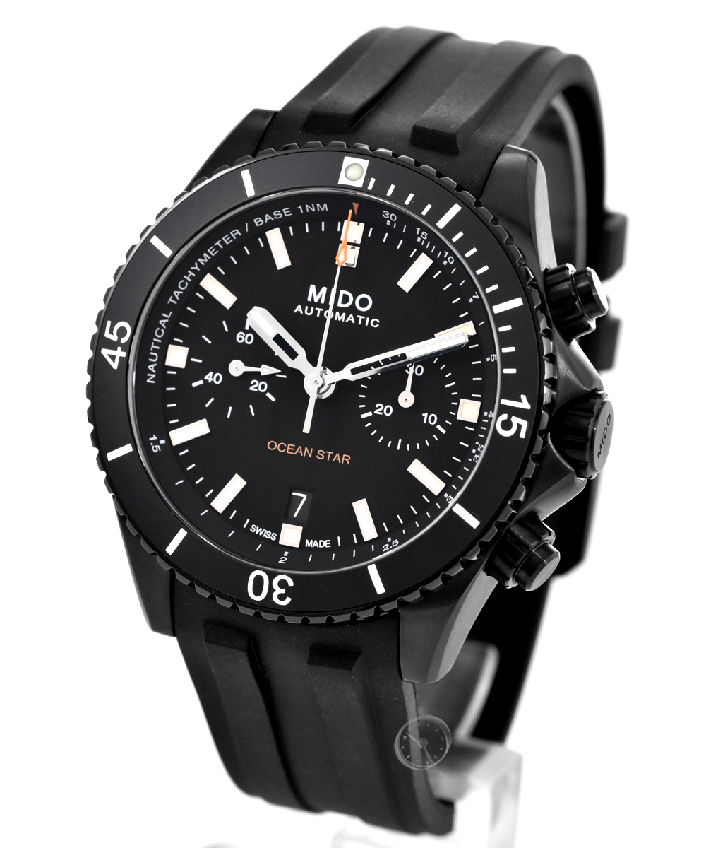 Mido Ocean Star Chronograph - 25,8% gespart!*