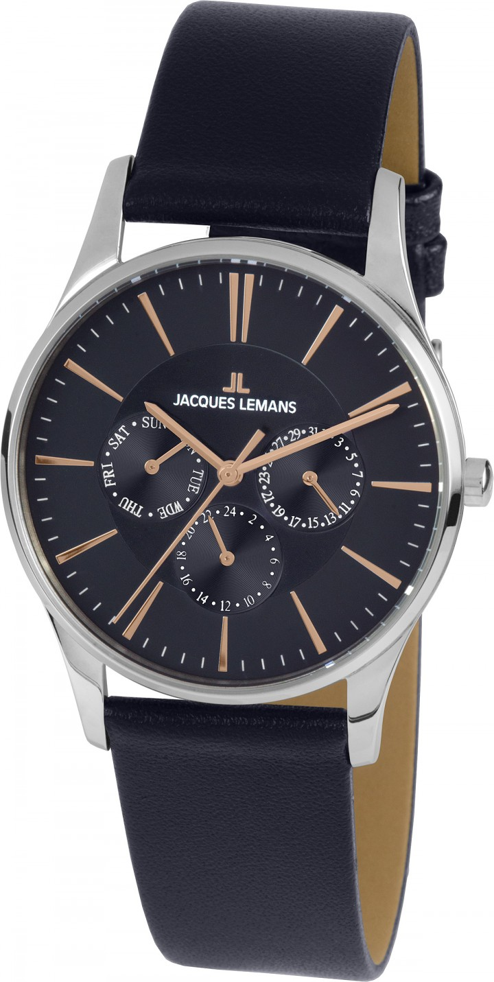 Jacques Lemans London - Achtung,  25 % gespart ! *