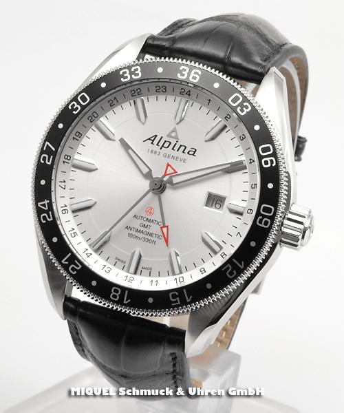 Alpina Alpiner GMT - 33 ,4% gespart! *