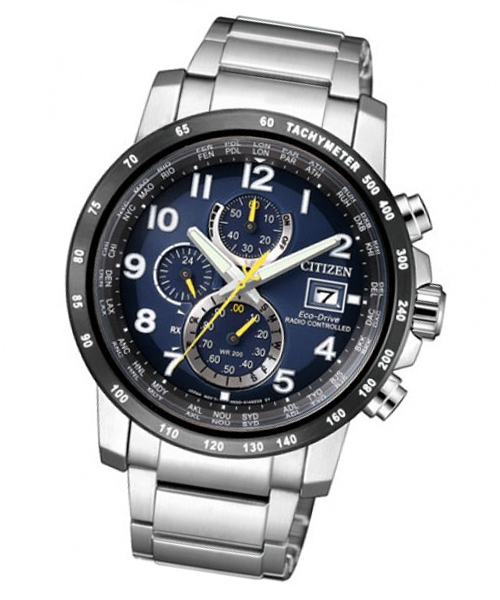Citizen Eco Drive Chronograph Radio Controlled - 20,7% gespart!*
