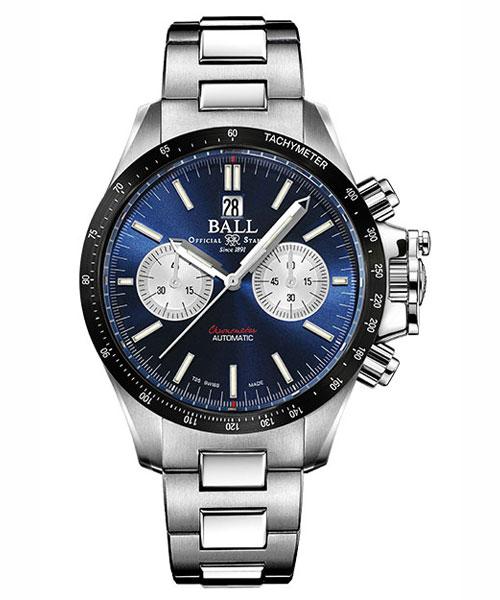 Ball Engineer Hydrocarbon Racer Chronograph Chronometer - 30,1% gespart!*