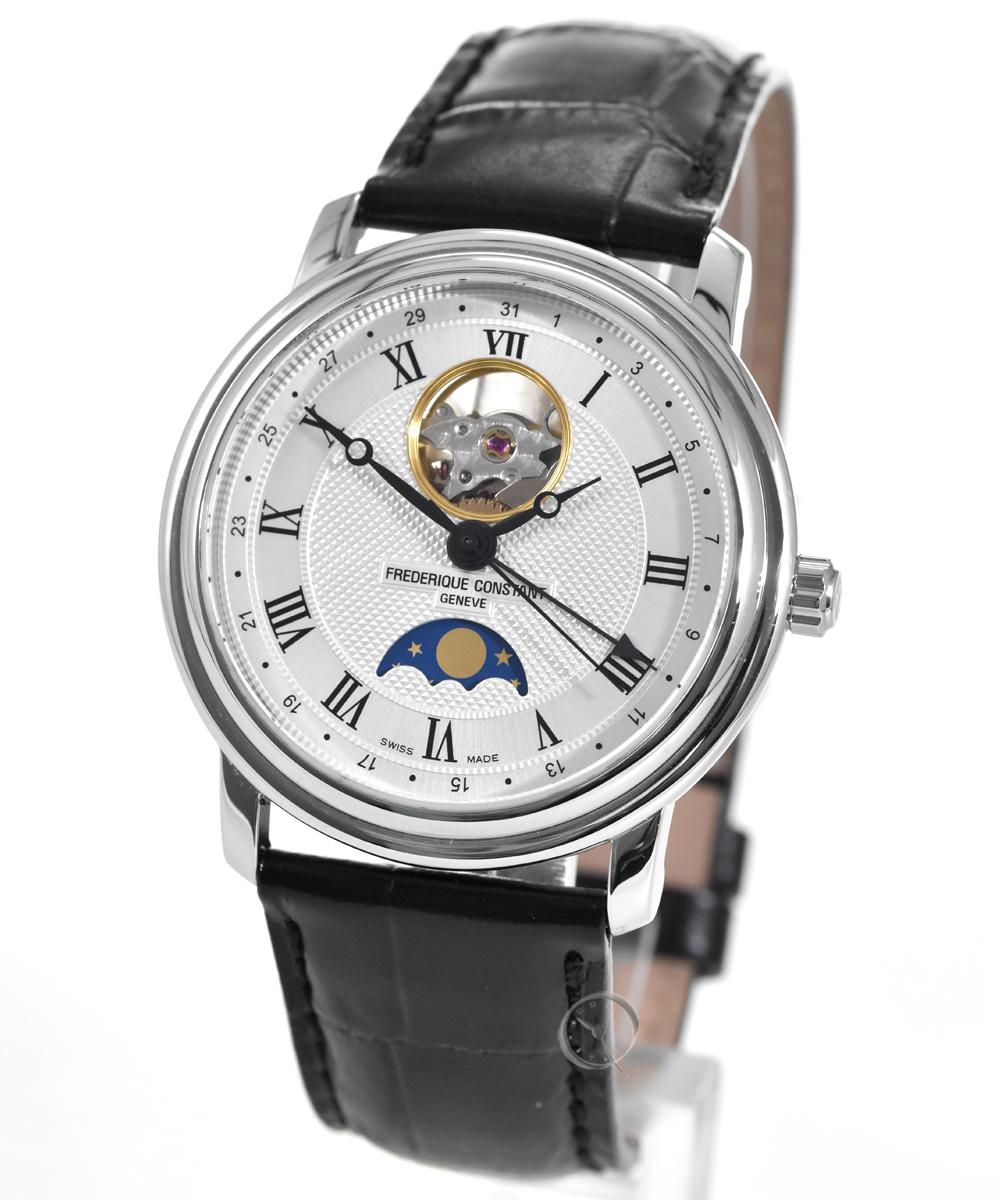Frederique Constant Classics Mondphase - 31,5% gespart!*