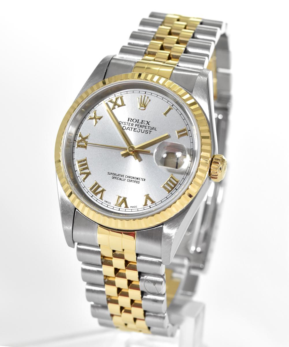Rolex Oyster Datejust Ref. 16233 - LC100