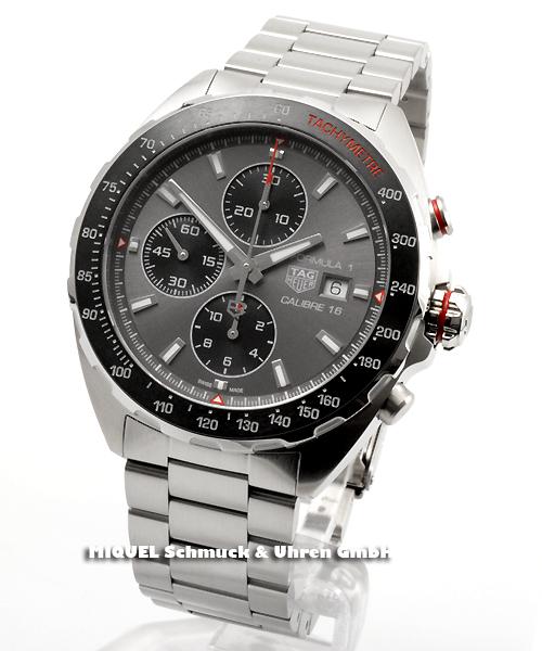 TAG Heuer Formula 1 Chronograph Cal. 16 - 21,8% gespart!*