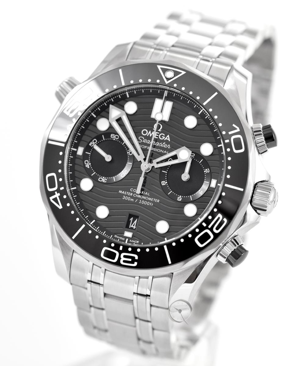 Omega Seamaster Professional Diver 300M Chronometer Chronograph - 20% gespart!*