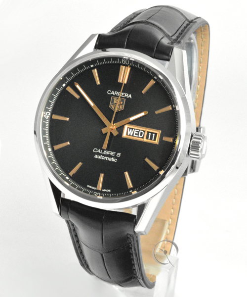 TAG Heuer Carrera Cal. 5 Day Date - 26,1% gespart!*