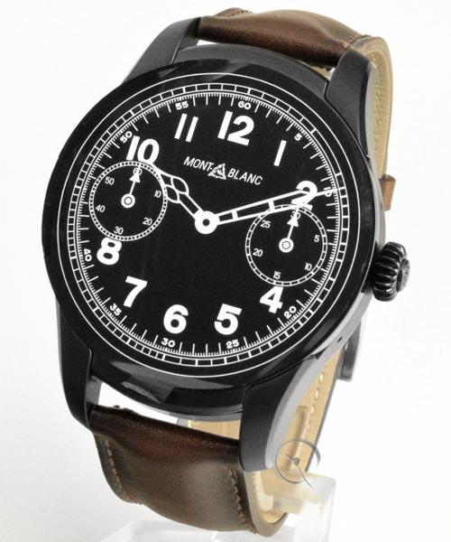 Montblanc Summit Smartwatch - 34,9% gespart!