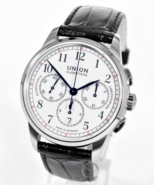 Union Glashütte 1893 Johannes Dürrstein Edition Chronograph - 12,1% gespart!*
