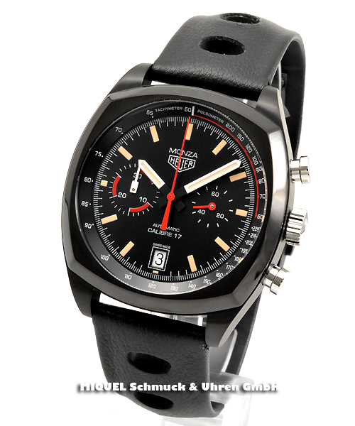 TAG Heuer Monza Chronograph Cal. 17 - Limited Edition - 20% gespart!*