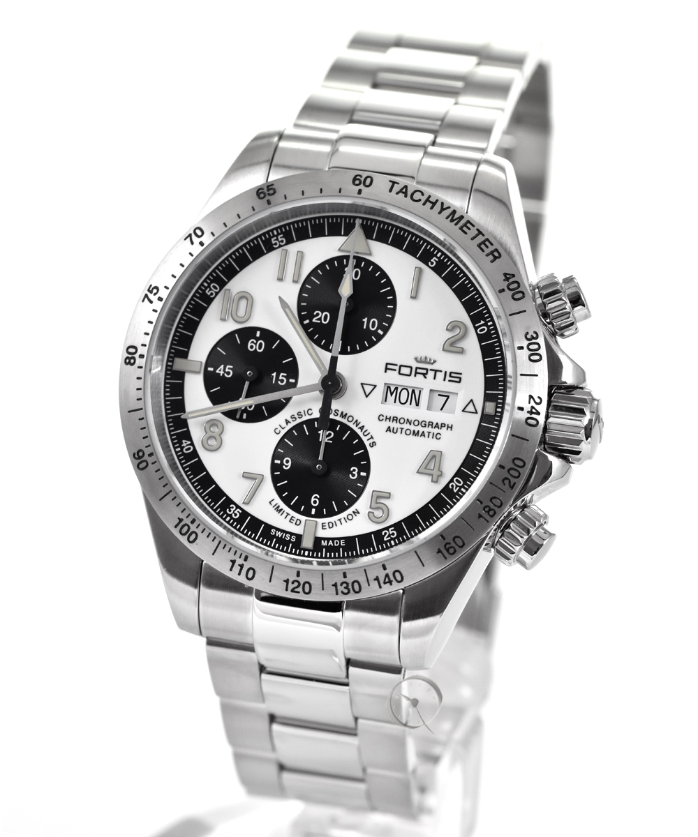 Fortis Classic Chronograph Limited Edition