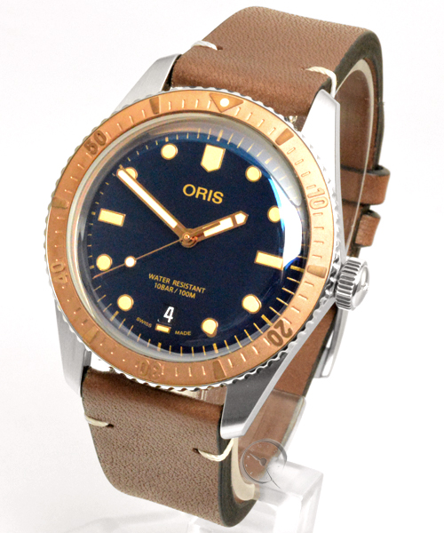 Oris Divers Sixty-Five - 20% gespart!*