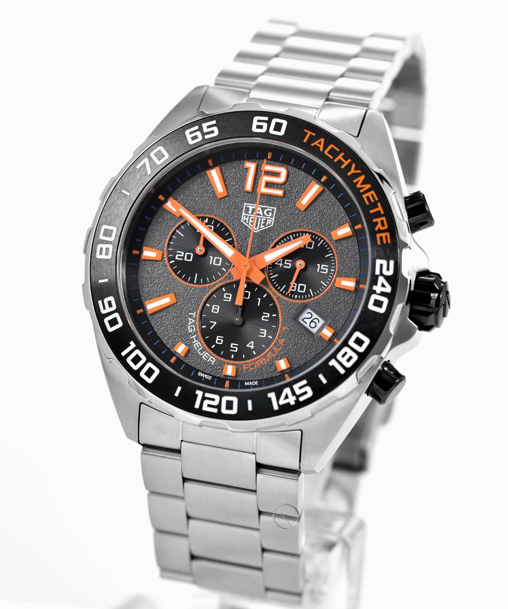 TAG Heuer Formula 1 Quarz 43mm Chronograph - 23,1 % gespart*