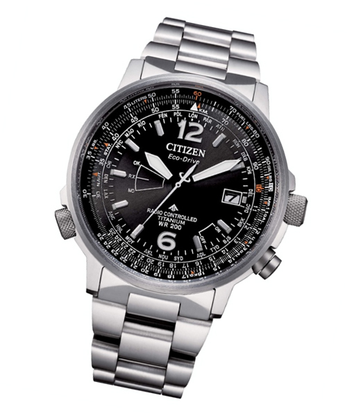 Citizen Elegant Eco Drive Radio Controlled - 10% gespart!*