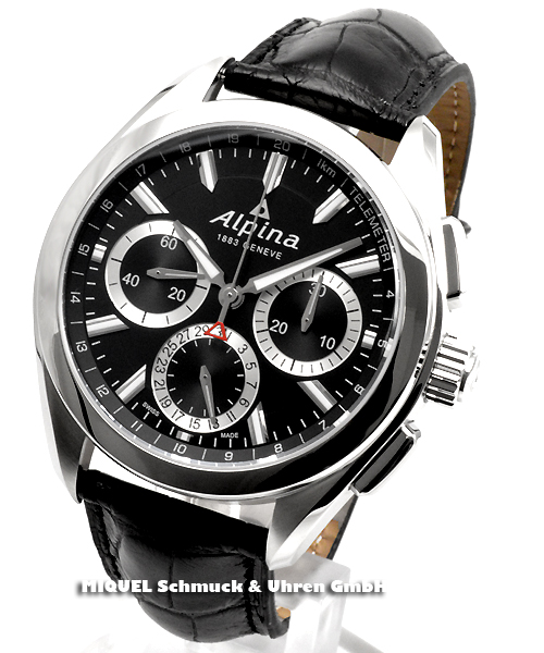 Alpina Alpiner Manufaktur Flyback Chronograph - 42,5% gespart!*