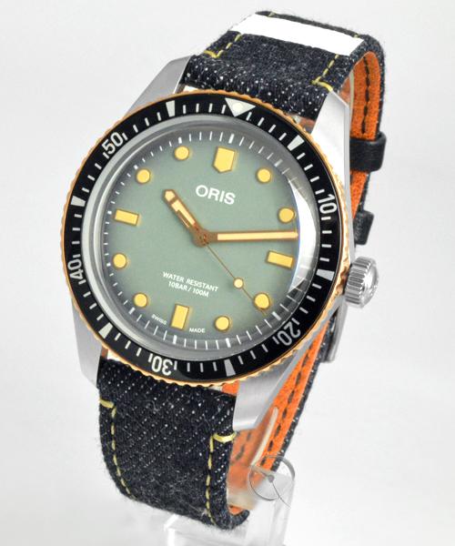 Oris Divers Sixty-Five x Momotaro Spezial Edition - 12,5% gespart!*