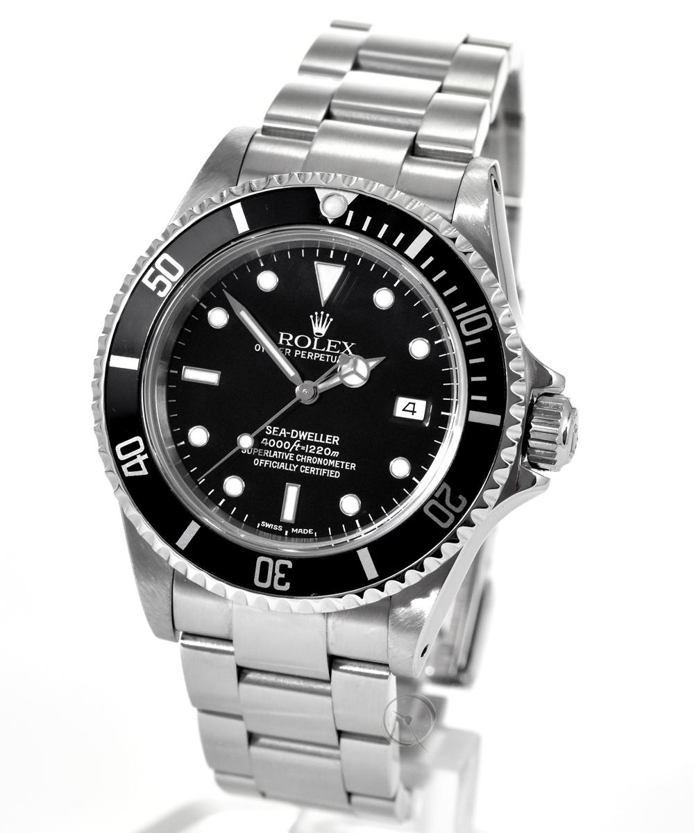 Rolex Oyster Perpetual Date Sea Dweller Ref. 16600