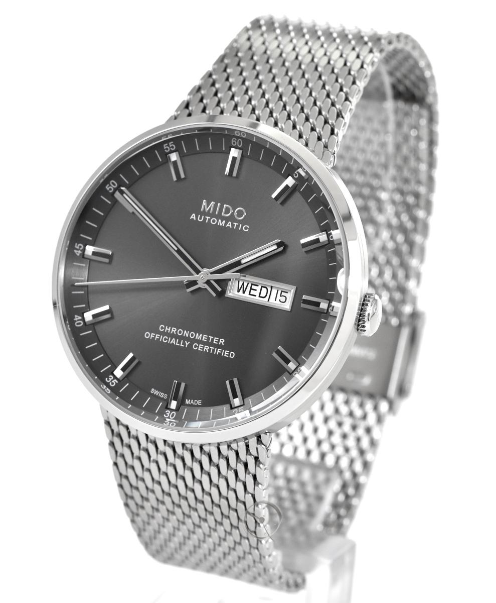 Mido Commander Icone Chronometer