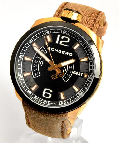 Bomberg Bolt-68 GMT - 35,2% gespart! *