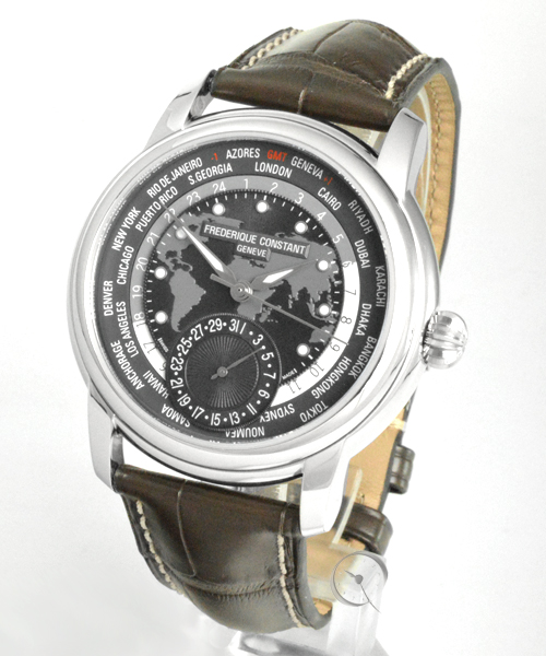 Frederique Constant Manufaktur Worldtimer - Limited Edition - 30% gespart!*
