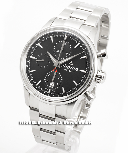 Alpina Alpiner Automatic Chronograph -  46,7% gespart ! *