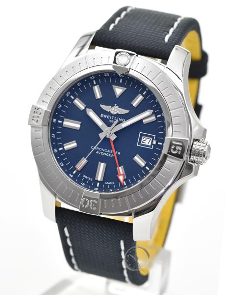 Breitling Avenger 45 GMT - 20% gespart!*