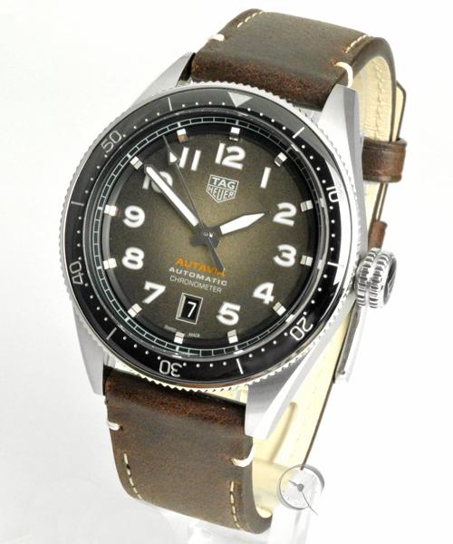 TAG Heuer Autavia Cal. 5 Chronometer - 23,7% gespart!*