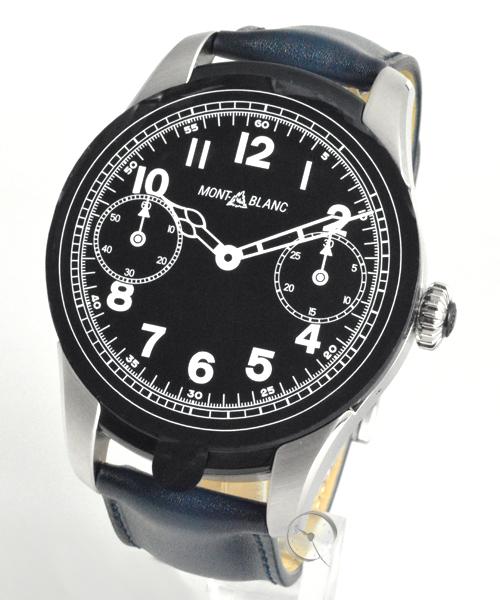 Montblanc Summit Smartwatch Ref. 117903 - 30,2% gespart!*