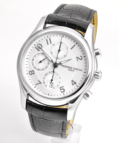 Frederique Constant Runabout Chronograph - Limited Edition - 31,9% gespart!*