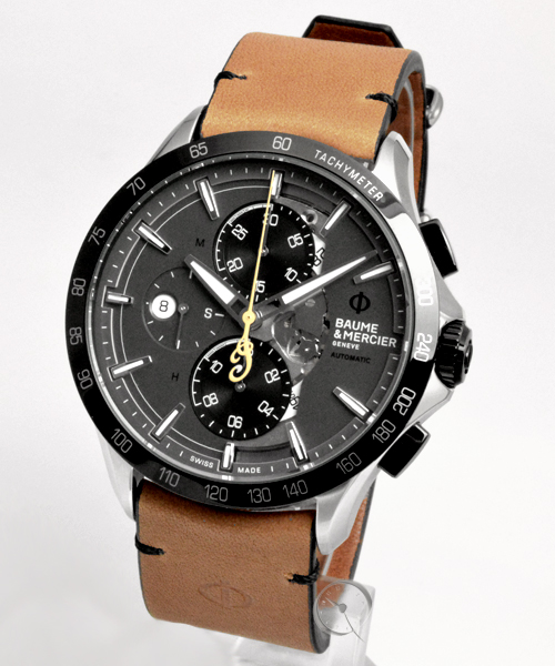 Baume & Mercier Clifton Club Indian Legend Tribute - Limited Edition