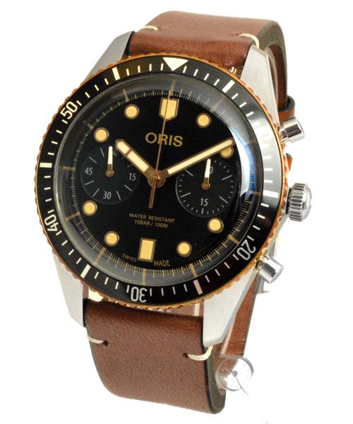 Oris Divers Sixty-Five Chronograph - 26,3% gespart!*