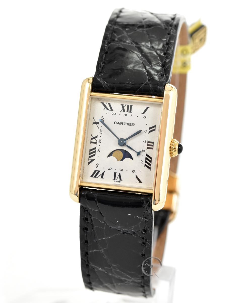 Cartier Tank 18ct Gold