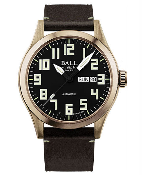 Ball Engineer III Bronze - 29,9% gespart!*