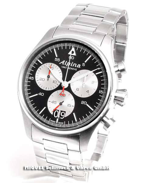 Alpina Startimer Pilot Chronograph - 44,7 % gespart ! *