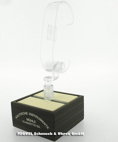 Mühle Glashütte Uhrenaufsteller