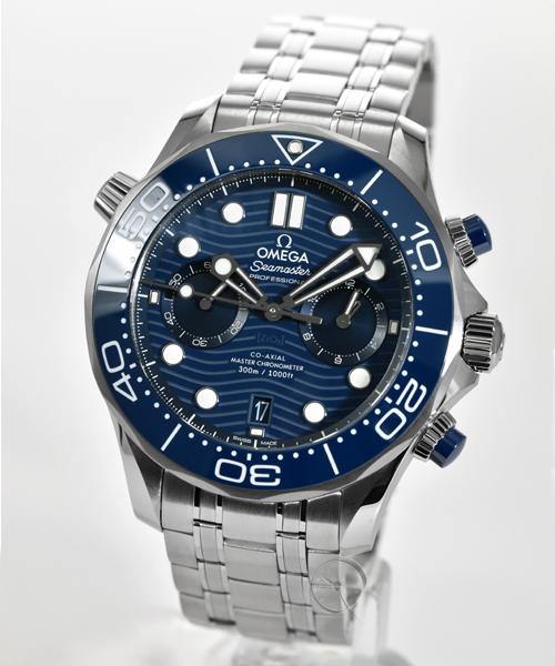 Omega Seamaster Professional Diver 300M Chronometer Chronograph - 19,2% gespart*