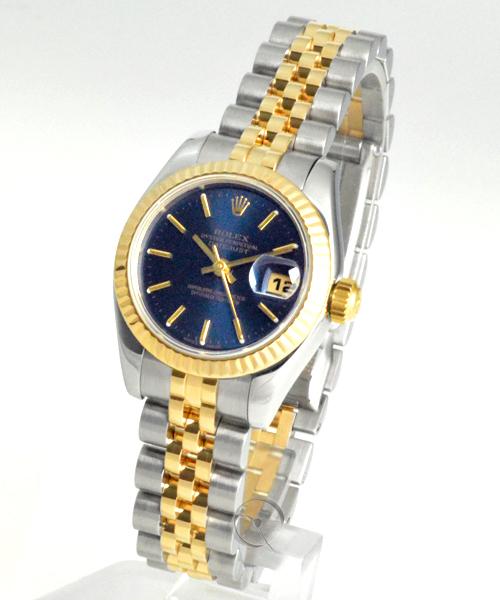 Rolex Datejust Lady Stahl/Gold Ref. 179173 - LC100