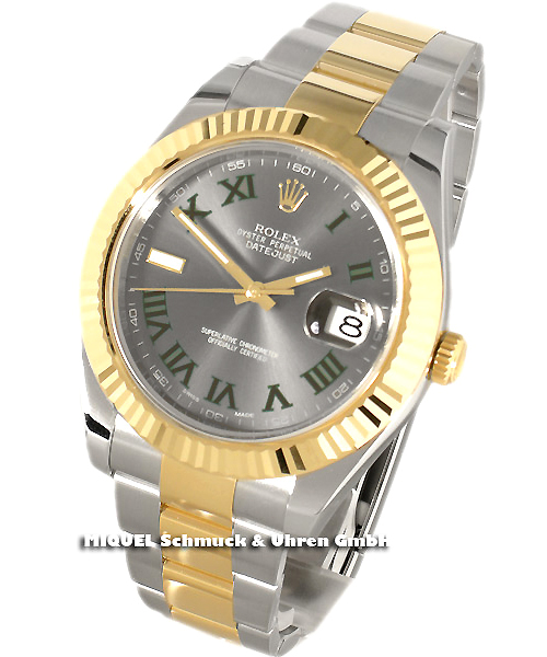 Rolex Oyster Datejust II LC100 - Ref.116333