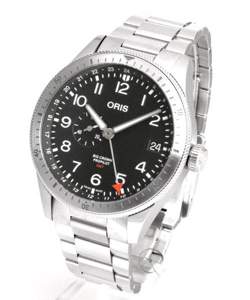 Oris Big Crown ProPilot Timer GMT - 30,8% gespart!*