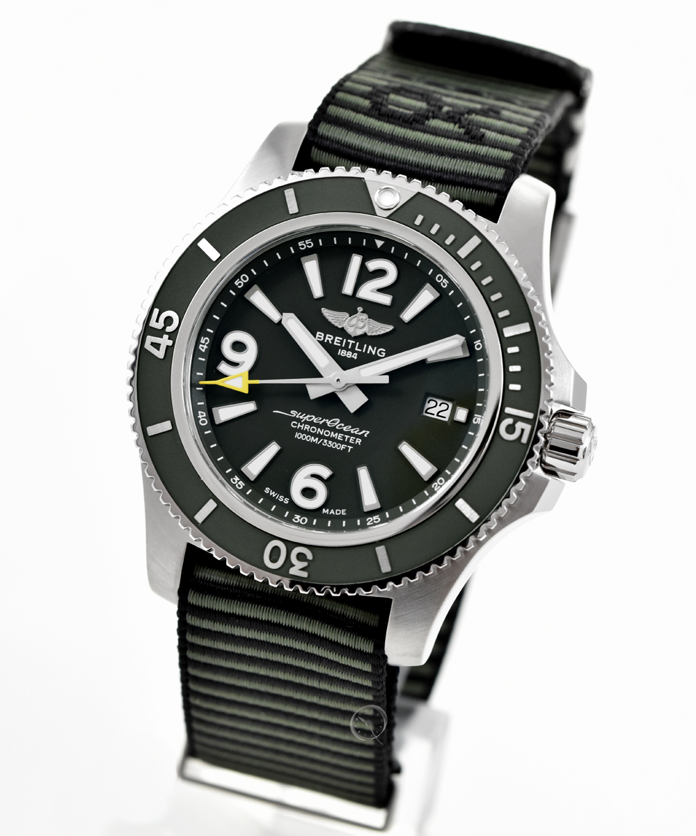 Breitling Superocean 44 Outerknown - 22% gespart!*