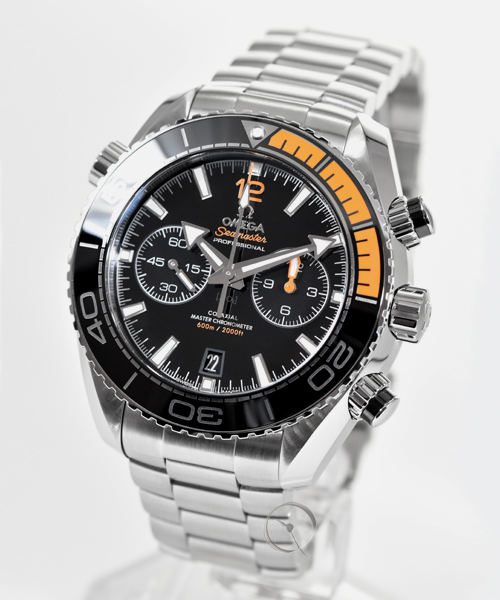 Omega Seamaster Planet Ocean 600M Co-Axial Master Chronometer Chronograph - 19,8% gespart!*