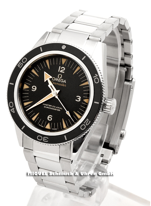 Omega Seamaster 300  Master Co-Axial - 16,7% gespart*
