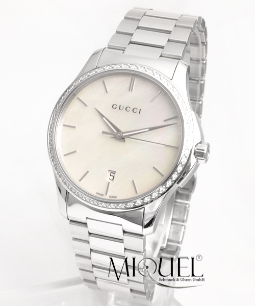 Gucci G-Timeless Midsize -  35,4% gespart ! *