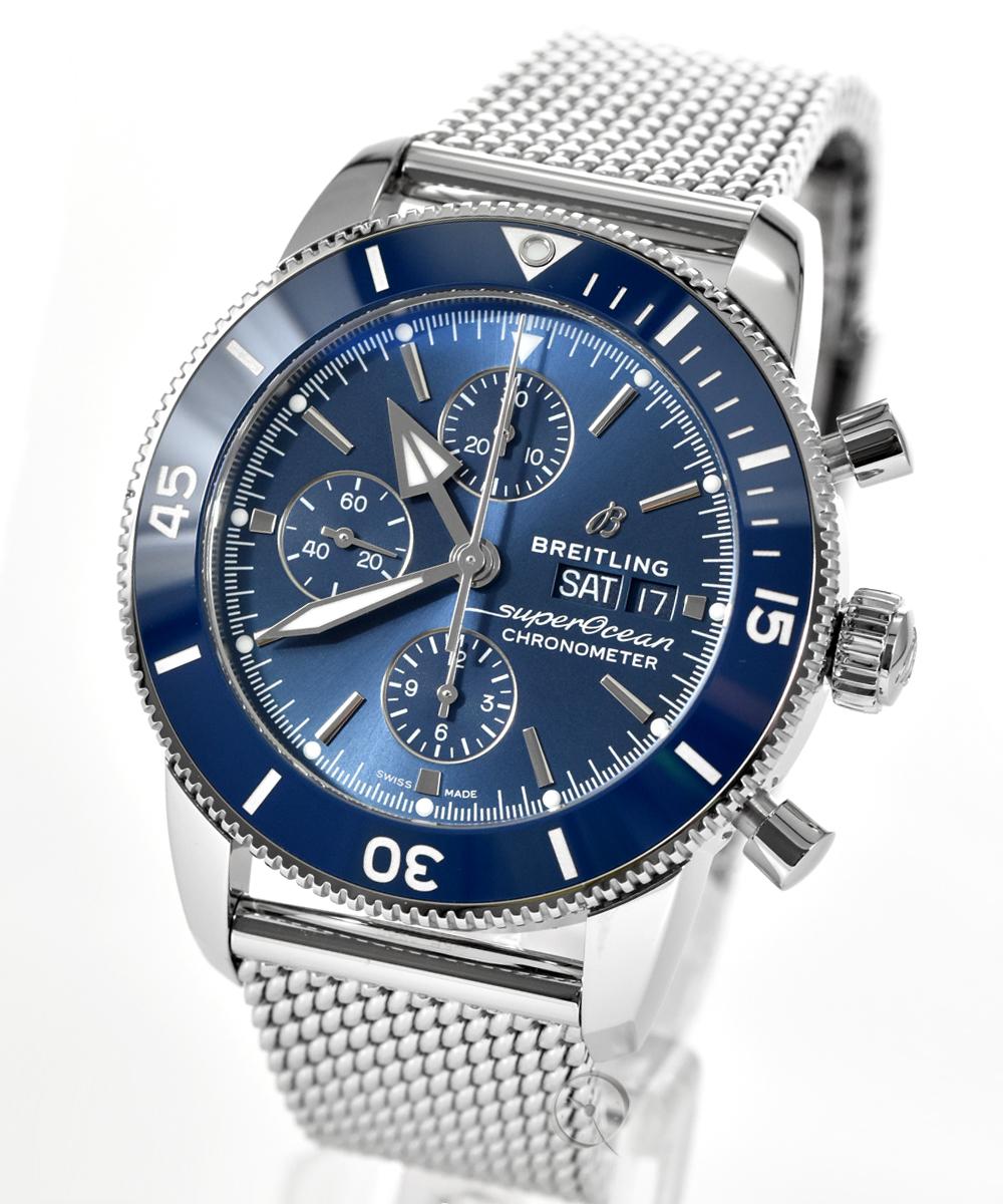 Breitling Superocean Héritage II Chronograph  - 22,8% gespart!*